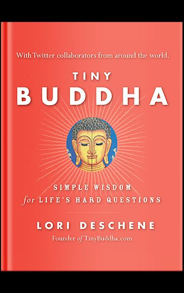 Tiny Buddha book