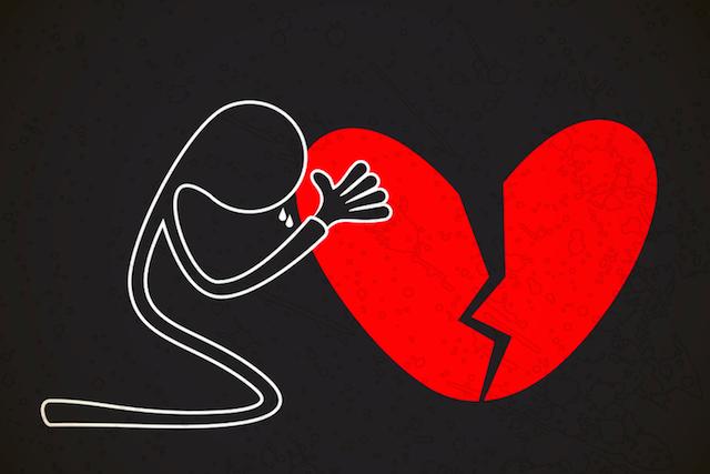 what happens when your heart is broken