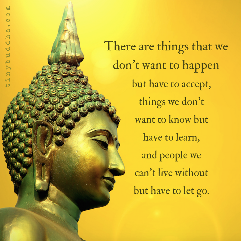 That Are Things We Don 39 T Want To Happen But Have To Accept