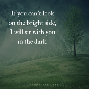 I Will Sit with You in the Dark