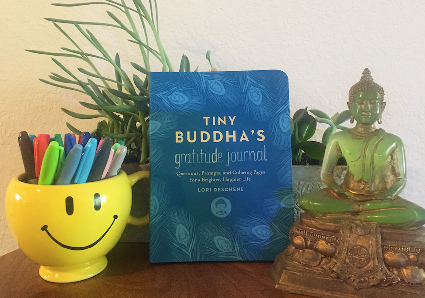 20 Inspiring Gratitude Quotes Tiny Buddha S Gratitude Journal Giveaway