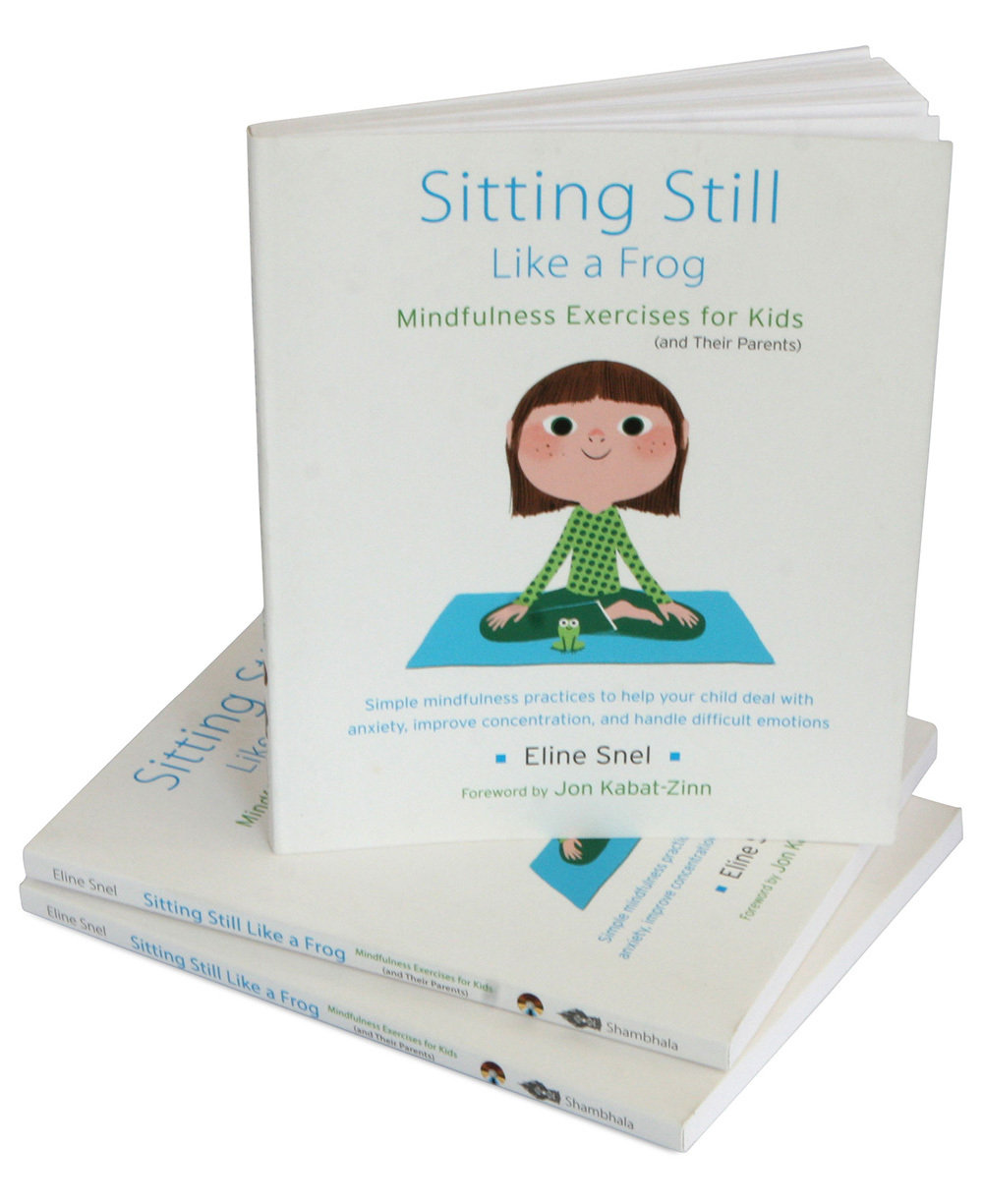 Mindfulness Guidebook for Kids/Parents