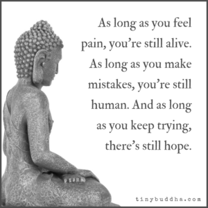 As Long as You Keep Trying, There's Still Hope