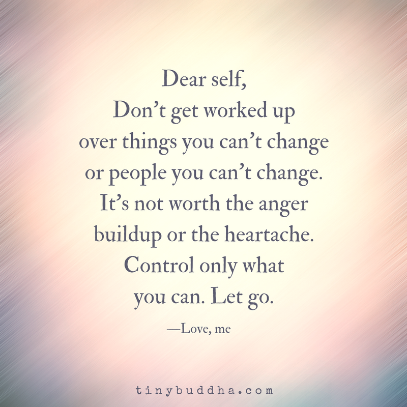 Inspirational Life Quotes And Sayings You Can T Control: Control Only What You Can