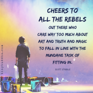 Cheers to All the Rebels