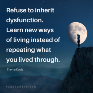 Refuse to Inherit Dysfunction