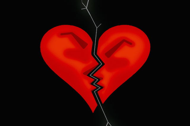 Broken Heart: Easing A Broken Heart: 5 Ways To Reframe Rejection