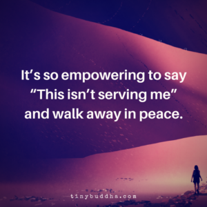 It's So Empowering to Say...