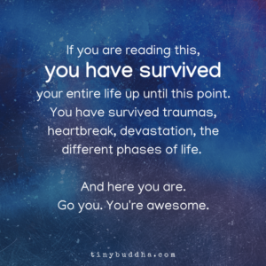 You Have Survived