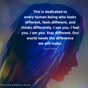 Our World Needs the Difference We Will Make