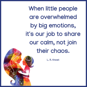 It's Our Job to Share Our Calm, Not Join Their Chaos