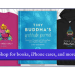 New Tiny Buddha Shirts and iPhone Cases, Just in Time for the Holidays!