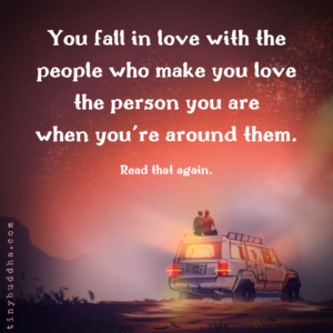 The People We Fall in Love With