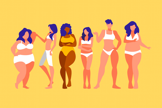 The Truth About Body Positive Activists On Social Media Tiny Buddha