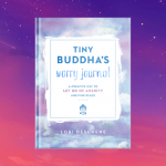 Giveaway: Tiny Buddha's Worry Journal - A Tool to Calm Your Mind