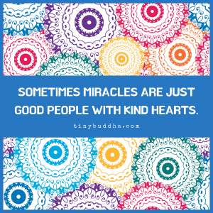 Good People with Kind Hearts