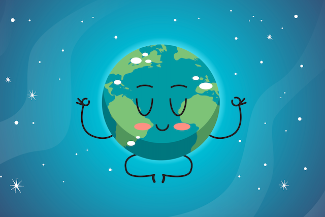 How Self-Care Can Actually Save the Planet