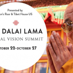 The Dalai Lama Global Vision Summit – A Free Online Event