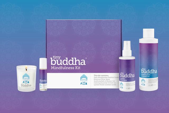 Free Recreate Your Life Story eCourse ( value) with Tiny Buddha's Mindfulness Kit