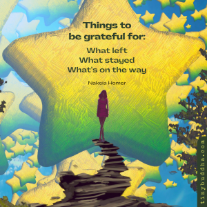 Things to Be Grateful For