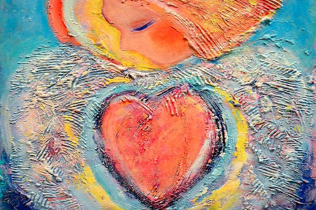 Womans heart