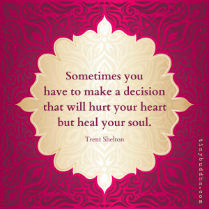 Decisions That Hurt Your Heart