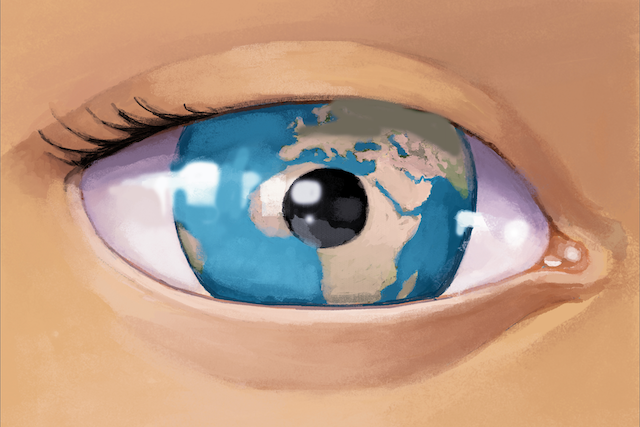 The World Is Not My Enemy – Why I'm Trying to Let My Guard Down