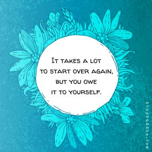 You Owe It to Yourself