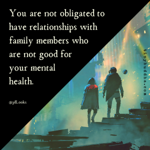 Family Members Who Are Not Good for Your Mental Health