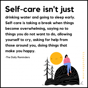 Self-Care Isn't Just...